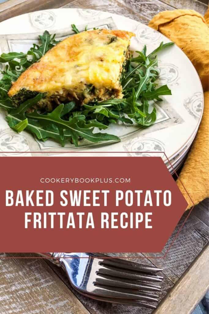 Best Baked Sweet Potato Frittata