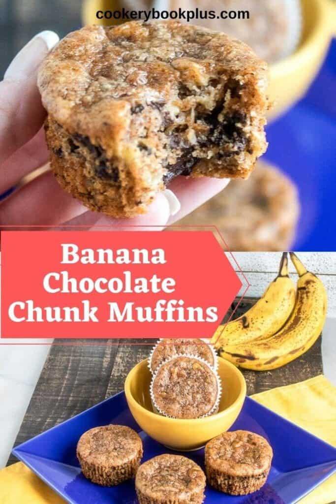 Coconut Flour Banana Muffins