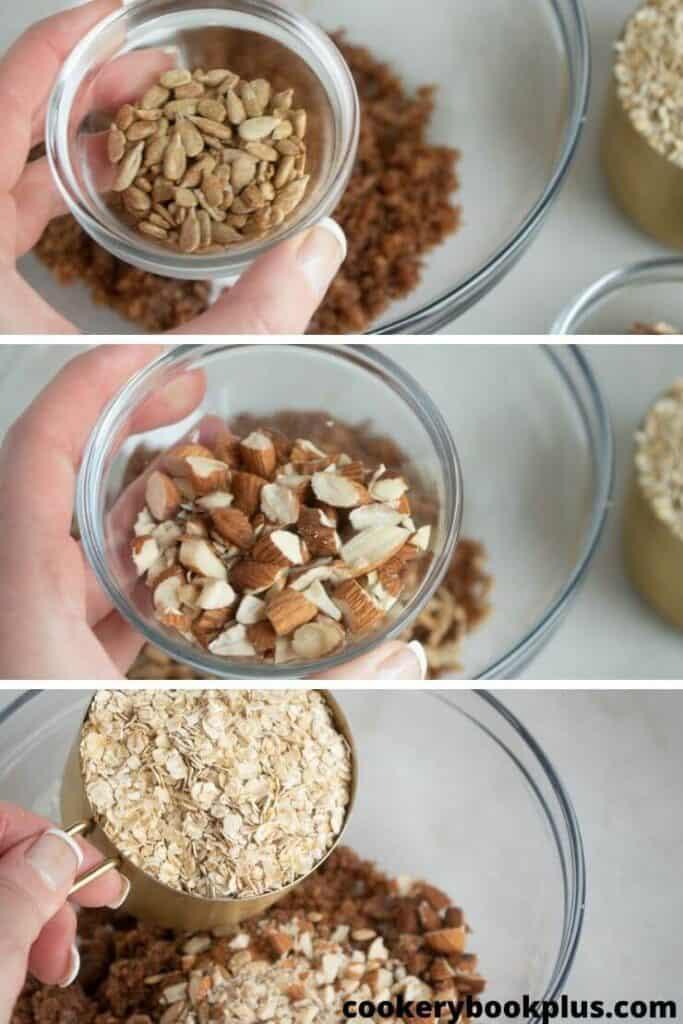 How to Make Granola Recipe Step 3