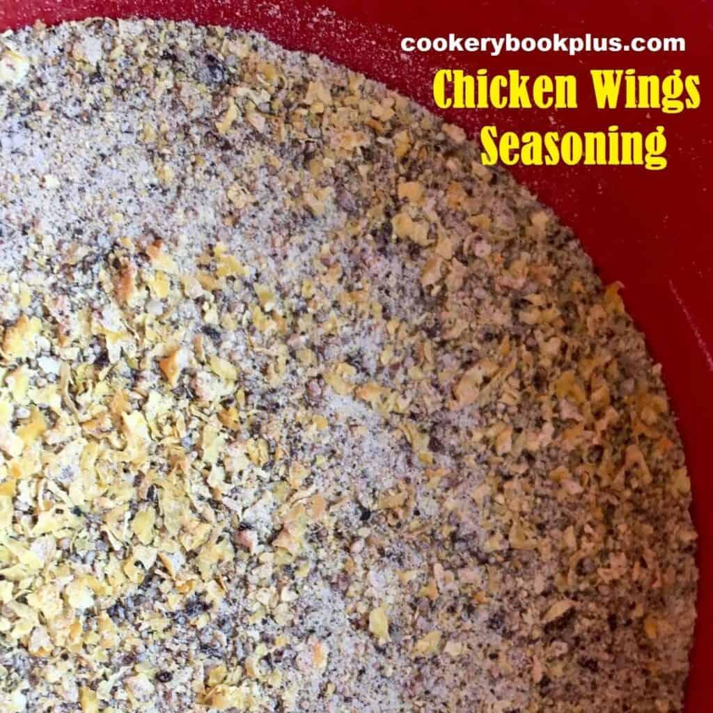 Chicken Wings Seasoning