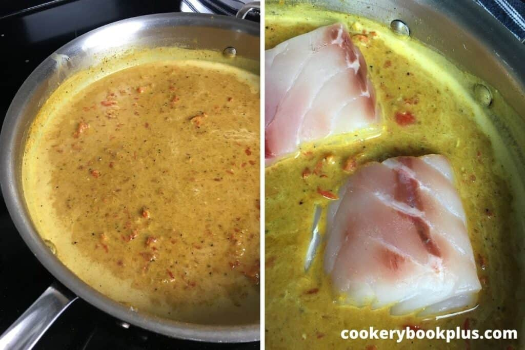 Coconut Fish Curry - Step 5