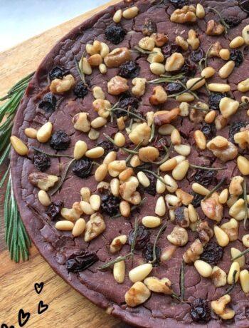 Castagnaccio Recipe – Traditional Chestnut Flour Cake