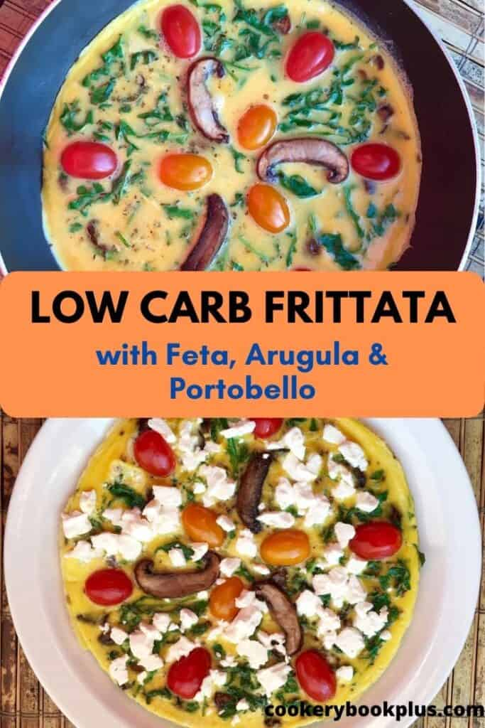 Easy Low Carb Frittata Recipe