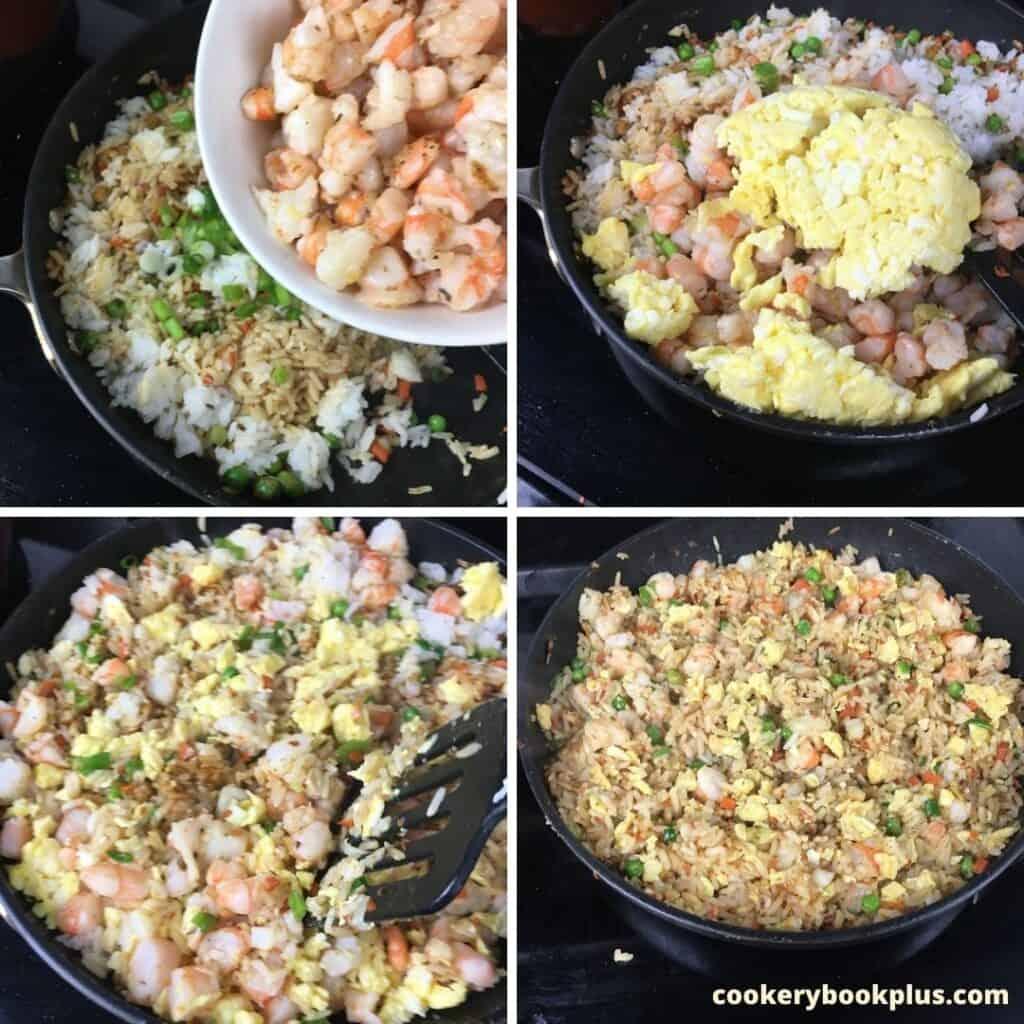 Shrimp Fried Rice - Step 5