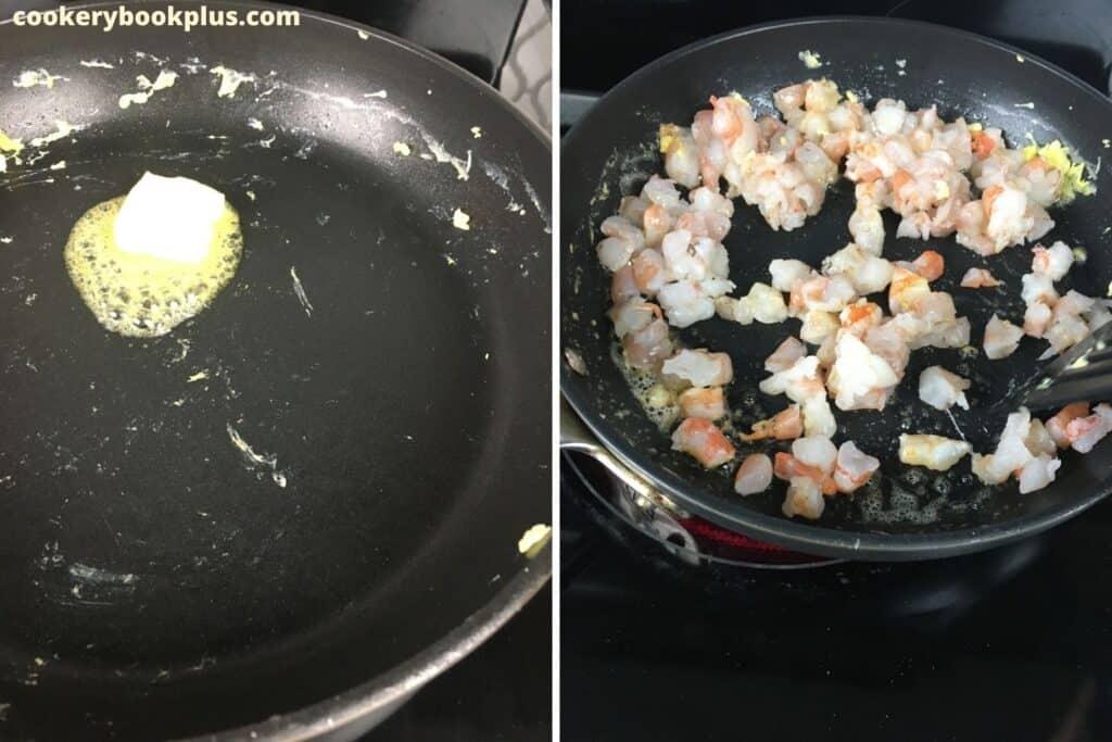 Shrimp Fried Rice - Step 2