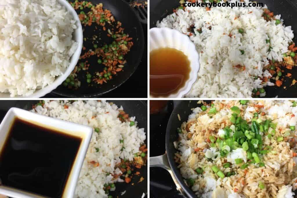 Shrimp Fried Rice - Step 4