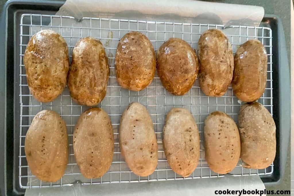 potato skin recipe - step 4